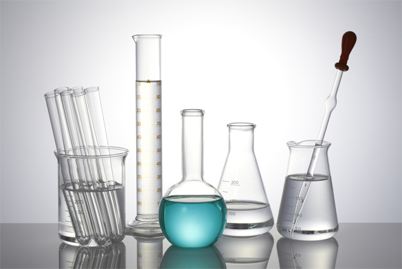 Beakers and Test Tubes