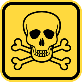 Skull and Crossbones sign